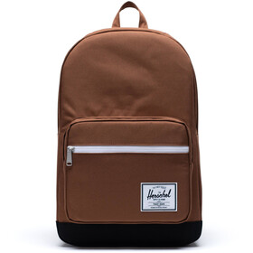 Herschel Pop Quiz Mochila, saddle brown/black